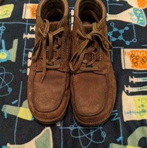 Men's Clark boots